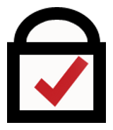 Site Lock Logo